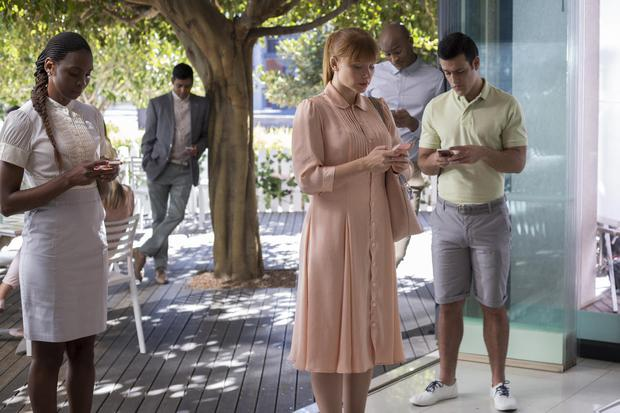 Black Mirror season 3: Nosedive - Pictured: Bryce Dallas Howard