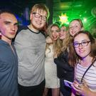 People out for Sketchy A-levels results party at Limelight. Thursday 18th August 2016. Picture by Liam McBurney/RAZORPIX