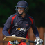 Man in form: Greg Thompson has been hitting the heights for Waringstown and poses a major threat to Instonians tomorrow