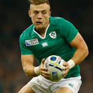 Familiar face: Ian Madigan