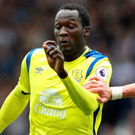 Major asset: Romelu Lukaku says he's happy at Everton