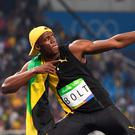 Golden greats: Usain Bolt