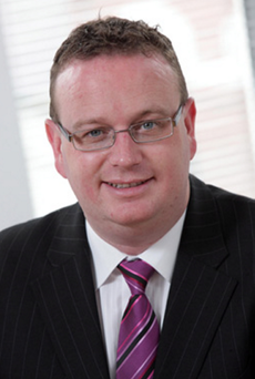 Manufacturing NI chief executive Stephen Kelly