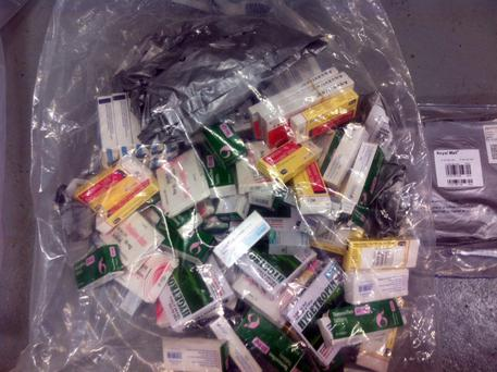 Seizure: Some of the drugs