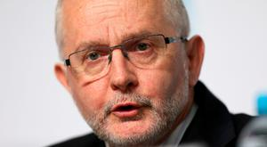 International Paralympic Committee (IPC) president Sir Philip Craven