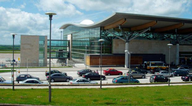 Cork Airport. Pic: Wikipedia Commons