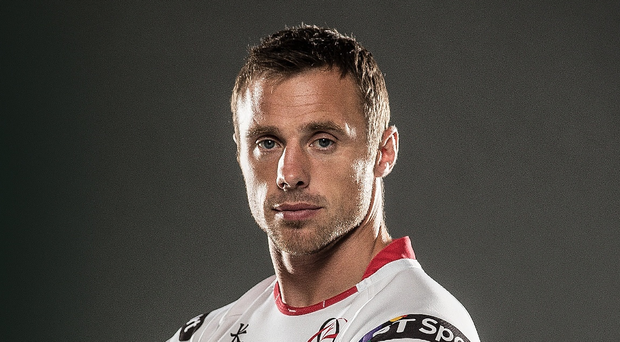 Winging in: Tommy Bowe hopes to end his injury nightmare and reclaim his Ulster place
