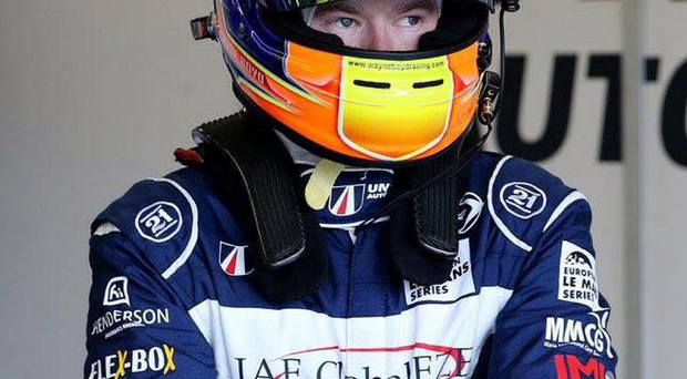 Wayne Boyd: French race offers chance to get back on ELMS podium