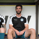Child's play: Will Grigg has been left out with his baby due to be born