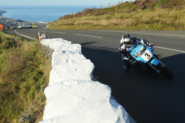 Ballymoney's Michael Dunlop