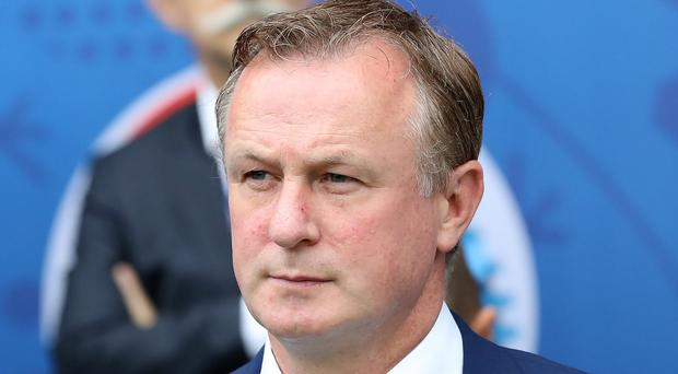 Astute: Michael O'Neill knows NI face a difficult route to Russia