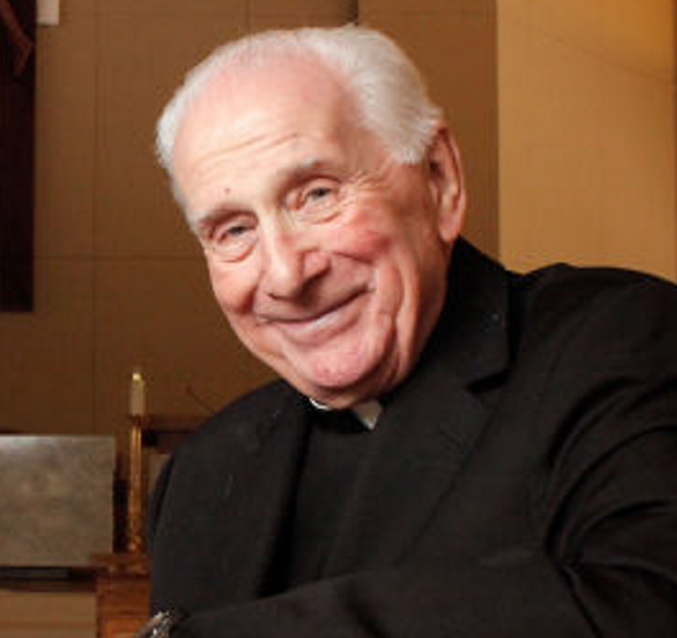 High-profile: Monsignor Higgins