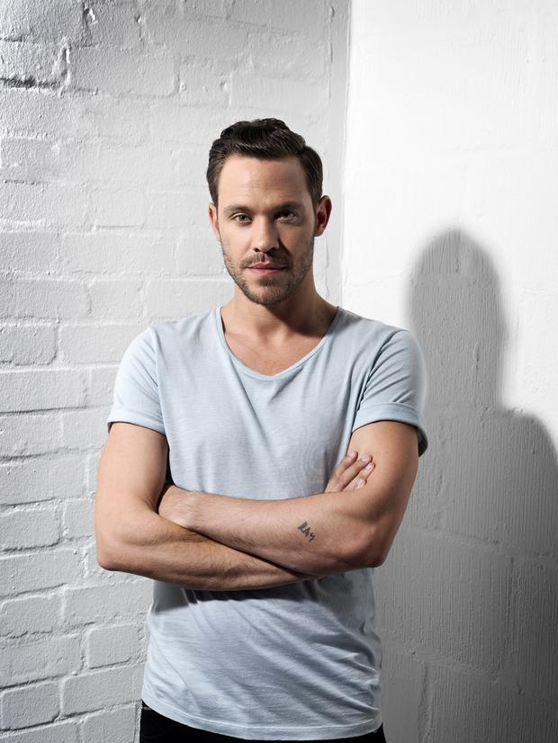 Wonderfully luxuriant: Will Young has a new set of covers
