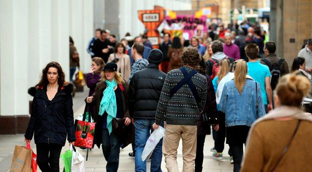 Consumer confidence has risen at its fastest monthly rate in three-and-a-half years as Brexit jitters ease, a survey has found