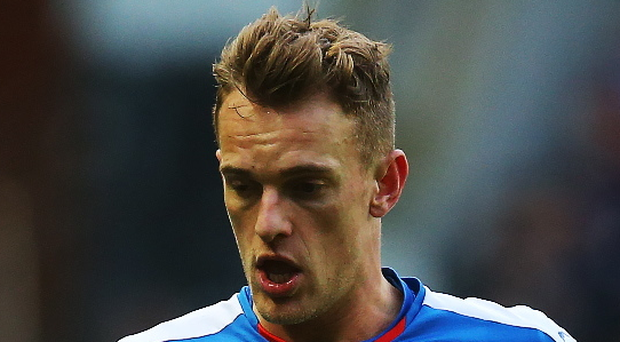 Family affair: Dean Shiels will come up against his dad Kenny's club