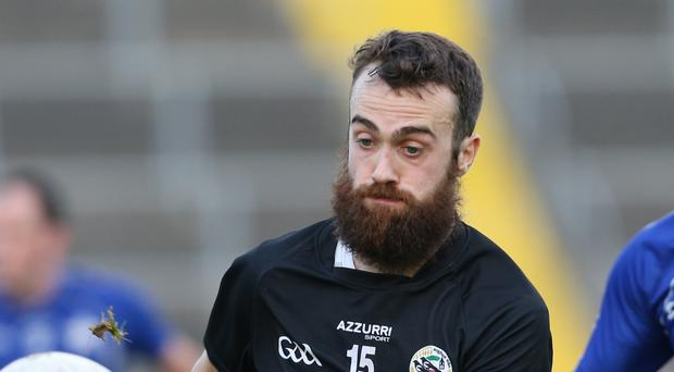 Calling shots: Kilcoo joint captain Conor Lavery can inspire glory push.