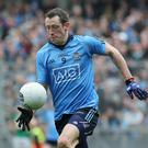 Grounded: Denis Bastick knows the mentality of Dubs' players will be key