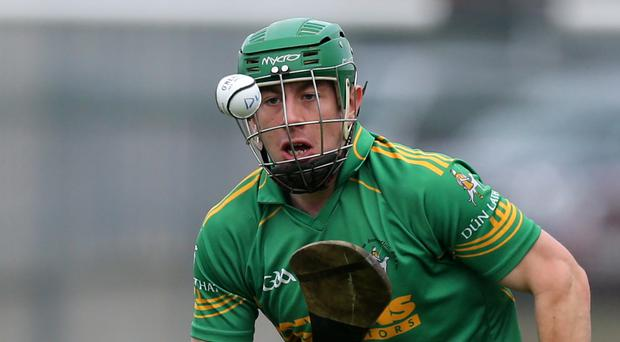 On the ball: Kevin Molloy can inspire Cuchullains against McQuillans