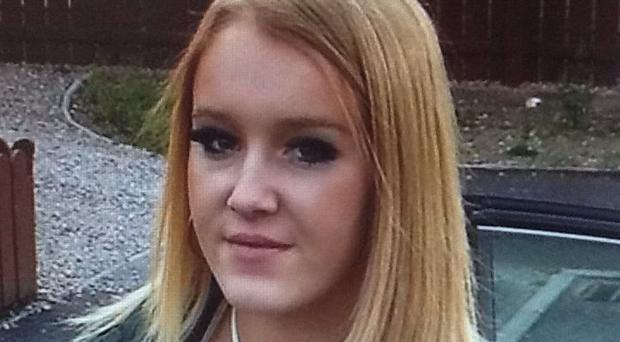 Police have appealed for information on missing 17-year-old Chelsea McGarry