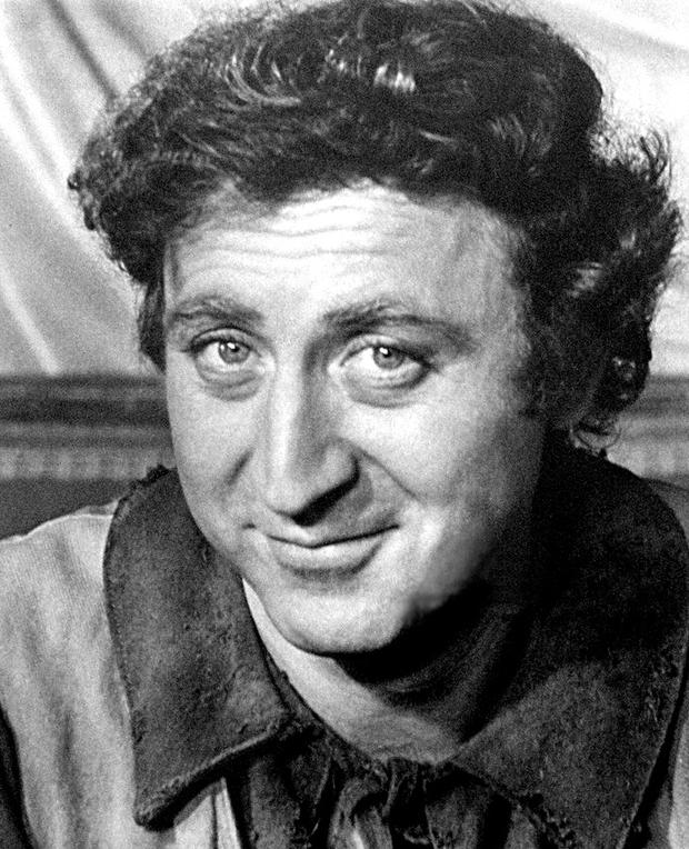 Publicity photo of Gene Wilder for film Start the Revolution Without Me (1970), also known as Two Times Two