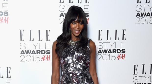 Supermodel Naomi Campbell. Photo: Gareth Cattermole/Getty Images
