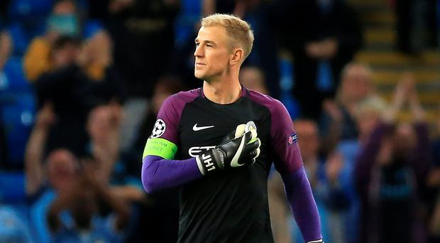 Manchester City goalkeeper Joe Hart was last night allowed to leave England's training camp at St George's Park in order to fly to Torino and finalise a loan move to the Serie A team