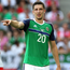 Setback: Craig Cathcart is out of opener in Prague