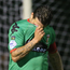 Oh Novo: Glentoran's Nacho Novo walks off last night