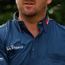 Disappointed: Graeme McDowell