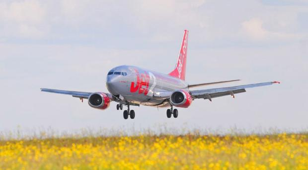 Fast-growing airline Jet2.com is holding a recruitment roadshow