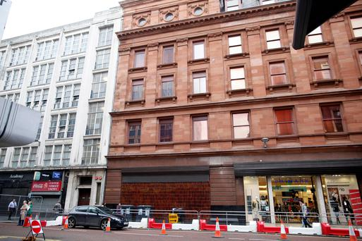 Commonwealth House in Castle Street, Belfast is situated next to Primark's flagship store which faces on to Royal Avenue