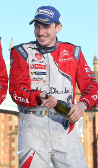 Manx mission: Craig Breen will join the challengers on the Isle of Man