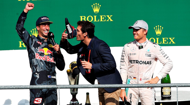 Aussie rules: Suddenly no one gives a XXXX about Nico Rosberg winning