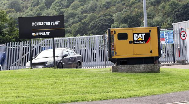 The Caterpillar operation at Monkstown in Newtownabbey