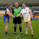 Vital role: Sinead McLaughlin returns as a selector