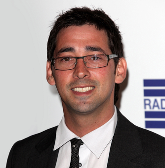 Belfast-born broadcaster Colin Murray quit talkSport