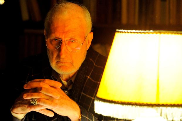 Undated handout photo issued by Sky of James Cromwell as Cardinal Michael Spencer on the set of The Young Pope, which has its world premiere at the 73rd Venice Film Festival this weekend. PA