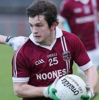 On target: Cormac O'Doherty triggered Slaughtneil's points blitz