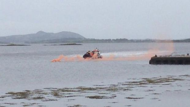 The body of a woman (36) has been recovered after a car went off a pier in Co Donegal on Saturday