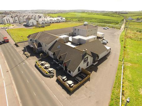 The Inn on the Coast in Portrush could fetch around £1m when it is sold