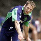 Calling it a day: Ex-Ireland international Gordon Cooke