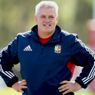 Big aim: Warren Gatland will hope to oversee his second Test series triumph