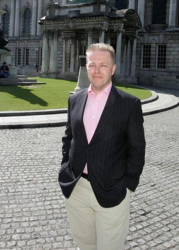 Andrew Irvine is to run East Belfast Mission