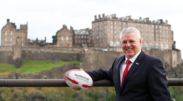 New challenge: Warren Gatland is aiming to conquer the All Blacks but can still remember the vitriol after his decision to drop Brian O'Driscoll in 2013