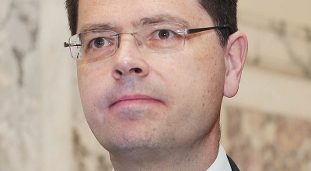 Secretary of State for Northern Ireland James Brokenshire