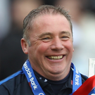 Prize guy: Ally McCoist experienced plenty of success with Rangers