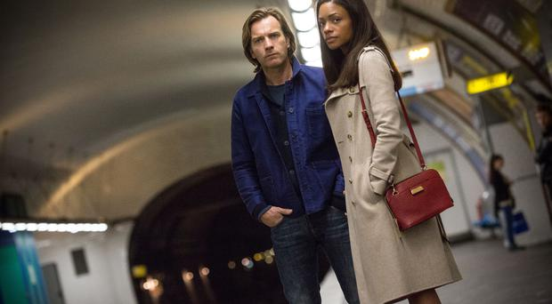 Ewan McGregor and Naomie Harris star in Our Kind of Traitor