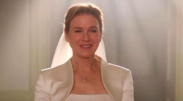 Renee Zellweger in the new Bridget Jones movie