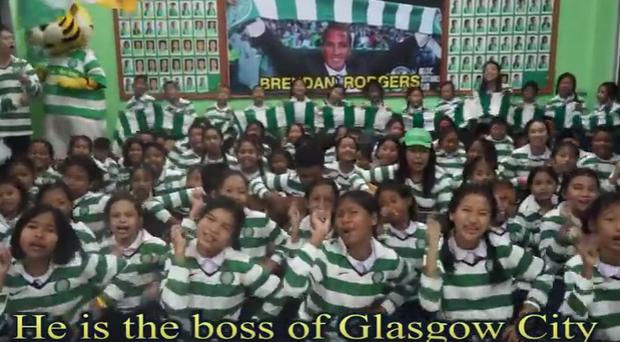 The Thai Tims sing their song about Brendan Rodgers.