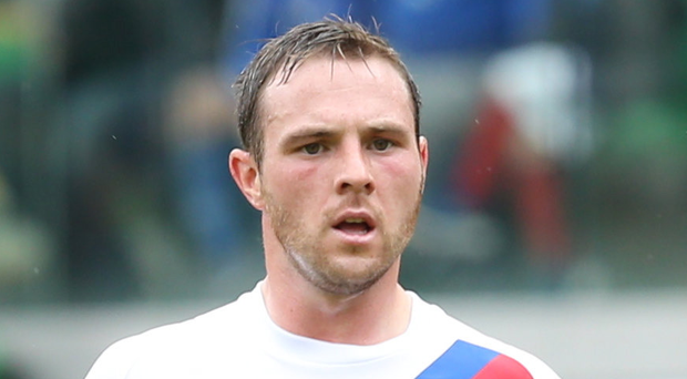 Hot streak: Jamie Mulgrew wants Linfield to close the gap in the league